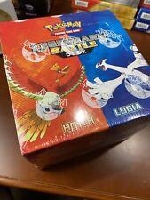 Pokemon Legendary Battle Deck Ho-Oh & Lugia - Sealed Box - 6 Decks - New Sealed