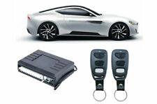 DRIWEI XH310 Kit Chiusura Centralizzata auto 2 Telecomandi - Nero