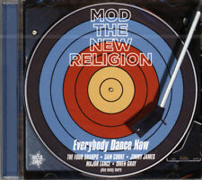 "MOD THE NEW RELIGION  ""EVERYBODY DANCE NOW""  CD"