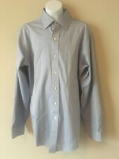 BROOKS BROTHERS Non-Iron Men's Classic Fit Button Down Dress Shirt Size 15.5-34