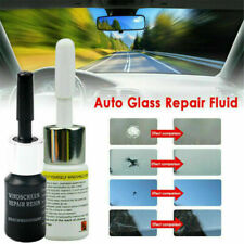 2*Automotive Glass Nano Repair Fluid Car Window Glass Crack Chip Repair Tools