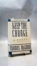 New listing Thomas McGuane / Keep The Change A Novel Signed Advance Reading Copy 1st 1989
