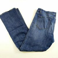 Simply Vera Wang Size 16 Reg Jeans Boot Cut Medium Wash
