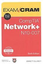 COMPTIA NETWORK+ N10-007 EXAM CRAM - DULANEY, EMMETT - NEW PAPERBACK