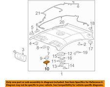 GM OEM Interior-Roof-Sunroof Switch Bezel 15887809