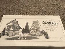 Dept 56 North Pole Series Start A Tradition Set Set Of 12 #56390