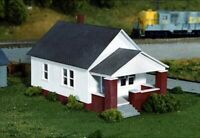 RIX 202 HO SMALLTOWN CAPECOD HOUSE W/PORCH Railroad Building Kit FREE SHIP