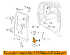 GM OEM Rear Door-Lock or Actuator Latch Release 20935252