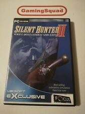 Silent Hunter 2 (Ubisoft) PC, Supplied by Gaming Squad