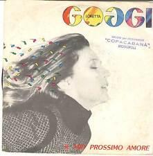 2347LORETTA GOGGI -IL MIO PROSSIMO AMORE