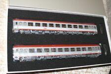 HS L.S. Models 47 060 Bcmz 59-90 Set ÖBB Liegewagen mit Kursiv Beschriftung HO