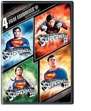 4 Film Favorites: Superman (Superman The DVD