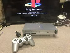 Silver PS2 - Playstation 2 Console