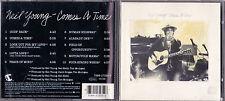 CD 10T NEIL YOUNG COMES A TIME DE 1993