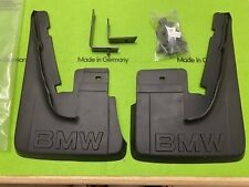 BMW E30 OEM FACELIFT REAR MUDFLAP MUD FLAPS VERY RARE NLA # 72609401168