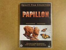 DVD / PAPILLON ( DUSTIN HOFFMAN, STEVE McQUEEN )