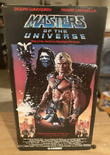 Masters of the Universe (VHS, 1993)