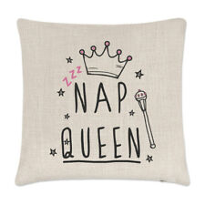 NAP queen Biancheria Copricuscino-cuscino divertente Girly