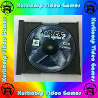 X-Men: Mutant Academy 2 for Sony PlayStation 1 PS1 PAL - Disc Only