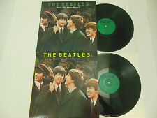 "THE BEATLES: Rock ""n' Roll Music- Volumes 1 AND 2: SN 16020 / SN 16021- Both NM"