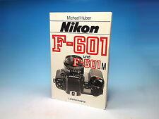 Nikon F-601/F601M Buch Huber - (9662)