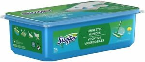 Swiffer Sweeper Refills Citrus Fresh Wet 24 cloths