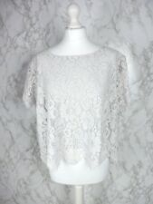 a8a098ef5587d6 Womans Plus Size top | Coast | Silver | Size 24 | Lace | Wedding Cruise