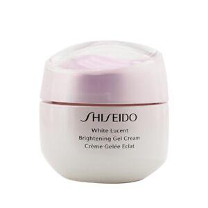 NEW Shiseido White Lucent Brightening Gel Cream 50ml Womens Skin Care