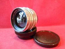 Objektiv Lens Primagon 4,5 /35 mm V Meyer Optik Görlitz Zustand gut für Praktina