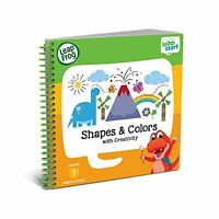 LeapFrog LeapStart Nursery Activity Book  Shapes, Colours and Creative Expressio