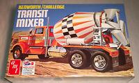 AMT Kenworth Challenge Transit Mixer Cement mixer 1:25 model truck kit 1215
