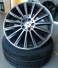 22 Zoll KT18 Alu Felgen für Mercedes GL GLE GLS ML R Klasse W166 W164 R 63 AMG