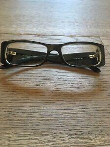 Occhiali Diesel montatura da vista acetato col. nero