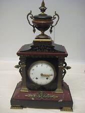 Magnificent Marble Mantel Clock