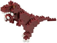 NANOBLOCK NBC.111 - TYRANNOSAURUS REX - MINI SERIES 110 Pieces - NEW