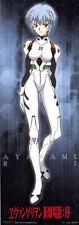 Neon Genesis Evangelion Animate Exclusive Poster Ayanami Rei Plug Suit Version