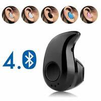 Mini sans Fil Bluetooth Écouteur En Oreille Sport Avec Micro Mains Libres