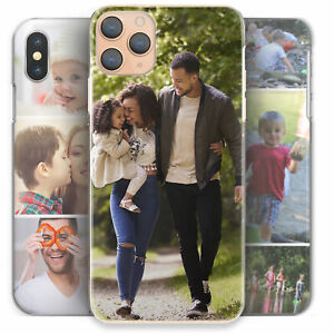 Personalised Phone Case For iPhone 12/11/Pro/XR-Hard Cover Customise with Photo