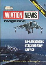 AVIATION NEWS V13 N7 WARPAINT Me262 / HMS OCEAN 1945 / RAF No.2 SQN / SPAIN AV-8