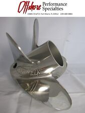 "Mercury Trophy Plus Propeller 24"" Pitch 48-825940A48 - New"