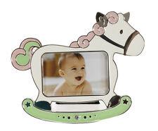 Goldbuch Horse 960180 Baby Rahmen pink -  schöner Babyrahmen