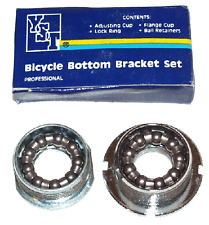 YST Bottom Bracket Set / Bottom Bracket Cup Set NEW!