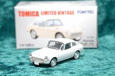 [TOMICA LIMITED VINTAGE LV-125a 1/64] HONDA S600 COUPE (WHITE)