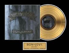 BON JOVI - NEW JERSEY LP GOLDENE SCHALLPLATTE (LP20009)