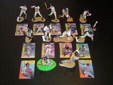 Starting Lineup Opened Lot of 70 MLB Baseball figures