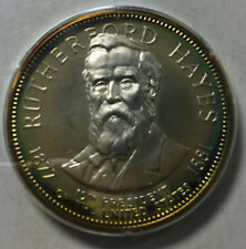 Rutherford Hayes Presidential coin Silver proof 1967 Frankin mint Lim ed