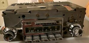 Pistine 63 64 Pontiac 983945 Refurbished Am Fm Radio Fantastic Big Car