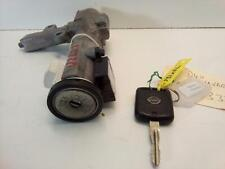NISSAN NAVARA 2013 IGNITION W/ KEY D40, IGNITION SWITCH ONLY, 2.5, DIESEL, 09/05