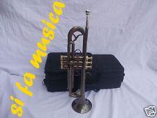 Tromba SIb con inserti strutturali stile Monette heavy custom x Orchestra B.Band