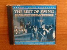 Memory Lane Presents : THE BEST OF SWING : CD Album : 2001 : PGN CD 856